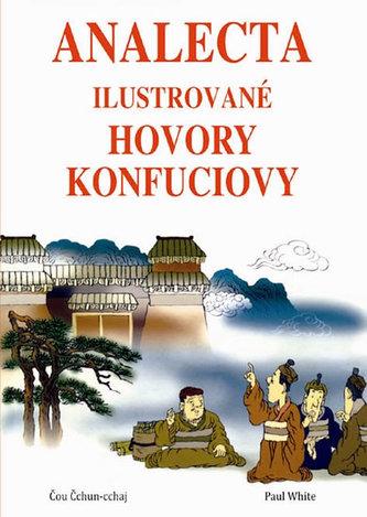 Analecta - Ilustrované hovory Konfuciovy