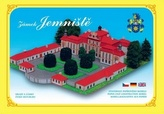 Zámek Jemniště - Stavebnice papírového modelu