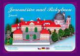 Zámek Jaroměřice nad Rokytnou - Stavebnice papírového modelu