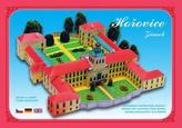 Zámek Hořovice - Stavebnice papírového modelu