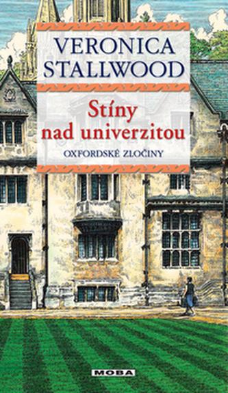 Stíny nad univerzitou - Oxfordské zločiny