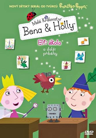 Malé království Bena & Holly - Elfí škola - DVD