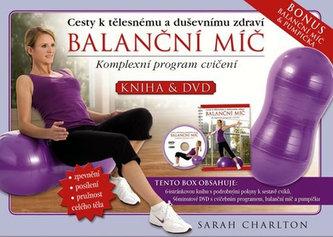 Balanční míč - Komplexní program cvičení + DVD