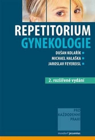 Repetitorium gynekologie - 2. vydání