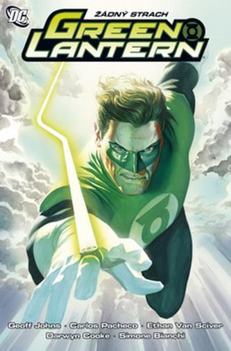 Green Lantern - Žádný strach