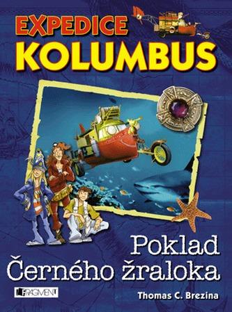 Expedice Kolumbus – Poklad Černého žraloka