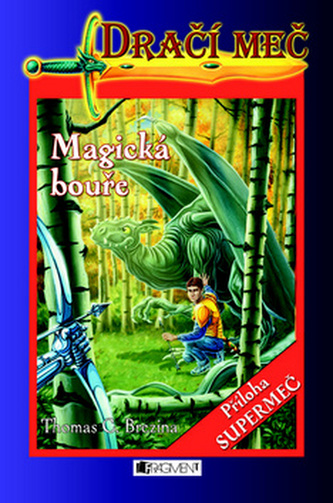 Dračí meč 8 – Magická bouře