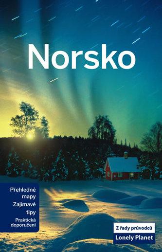 Norsko - Lonely Planet - 2. vydání