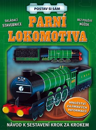 Parní lokomotiva - postav si sám