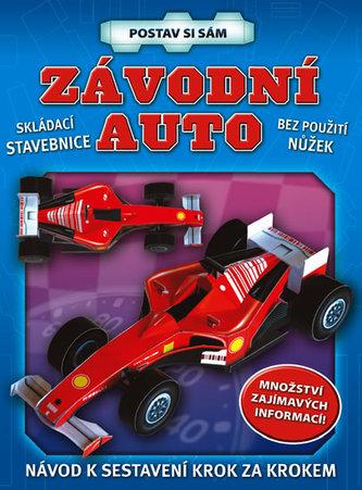 Závodní auto - postav si sám