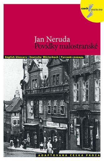 Povídky malostranské - Adaptovaná česká próza + CD (AJ,NJ,RJ)