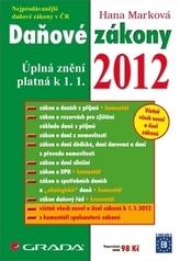 Daňové zákony 2012