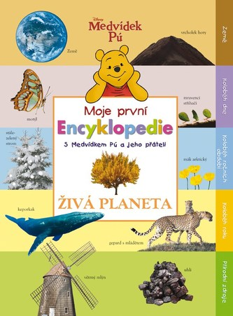 Medvídek Pú - Encyklopedie - Živá planeta - Walt Disney
