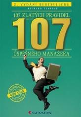 107 zlatých pravidel úspěšného manažera - 2. vydání