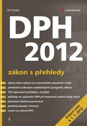 DPH 2012 – zákon s přehledy