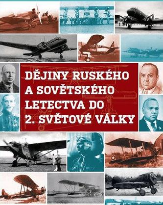 Dějiny ruského letectva do 2. světové války - DVD