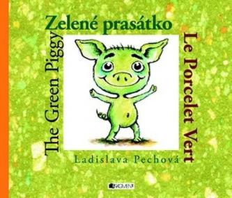 Zelené prasátko / The Green Piggy / Le Percelet Vert