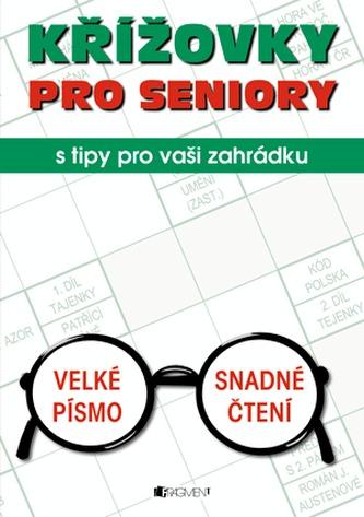 Křížovky pro seniory s tipy pro vaši zahrádku