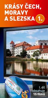 Krásy Čech, Moravy a Slezska 1 - 15 DVD