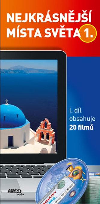 Nejkrásnější místa světa 1 - 20 DVD