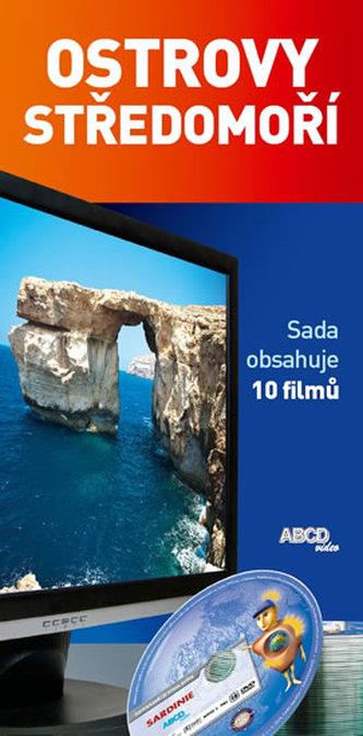 Ostrovy Středomoří - 10 DVD