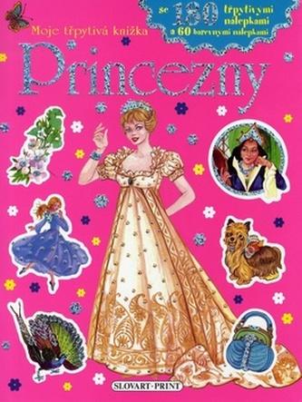 Moje třpytivá knížka - Princezny