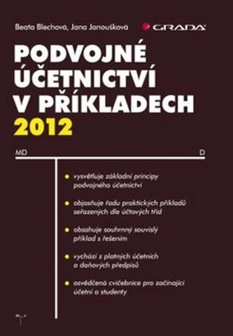 Podvojné účetnictví v příkladech 2012