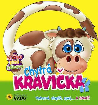 Chytrá kravička