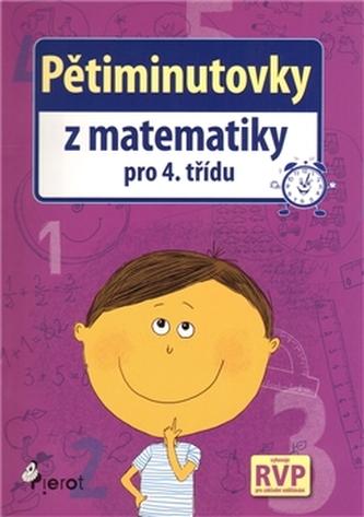Pětiminutovky z Matematiky pro 4. ročník