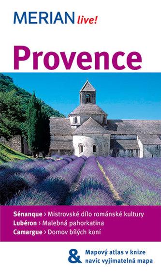 Merian 10 - Provence - 4. vydání - Gisela Buddée
