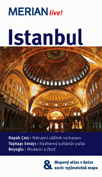 Merian 16 - Istanbul - 5. vydání