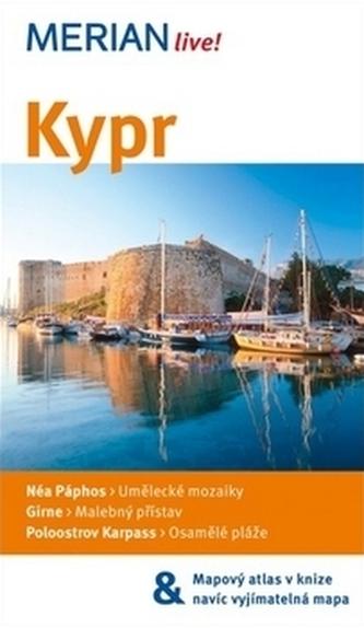 Merian 17 - Kypr - 6. vydání