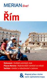 Merian 18 - Řím - 5. vydání