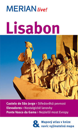 Merian 23 - Lisabon - 4. vydání - Harald Klöcker