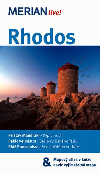 Merian 48 - Rhodos - 5. vydání