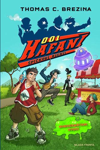 Hafani 001 - Mimozemšťani útočí