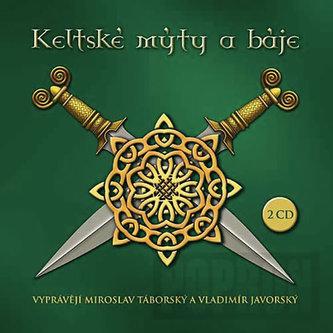 Keltské mýty a báje - 2CD - Vladimír Hulpach