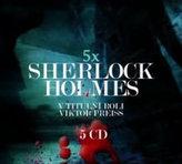 Sherlock Holmes - 5CD