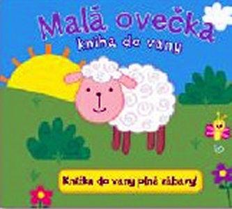 Malá ovečka – kniha do vany