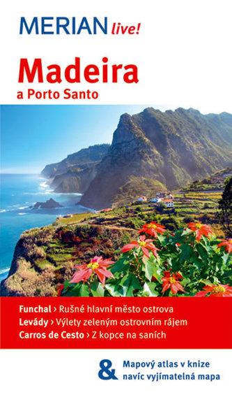 Merian Live - Madeira a Porto Santo + mapa