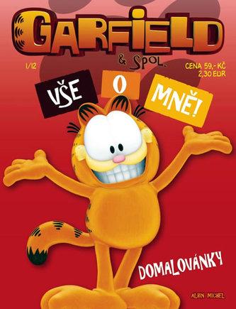 Garfield 1/12  - Vše o mně