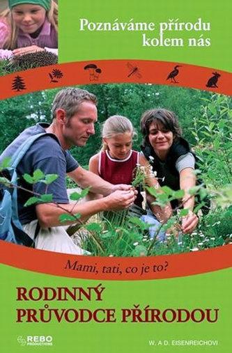 Rodinný průvodce přírodou - 2. vydání
