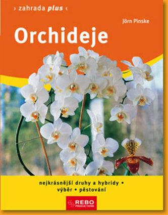 Orchideje - Zahrada plus - 8. vydání