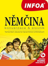 Němčina - Kapesní konverzace & slovník