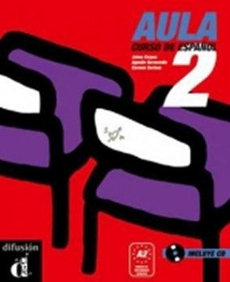Aula 2 – Libro del alumno + CD