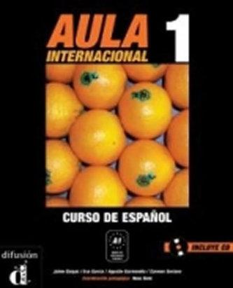 Aula Internacional 1 – Libro del alumno + CD
