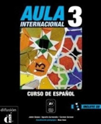 Aula Internacional 3 – Libro del alumno + CD