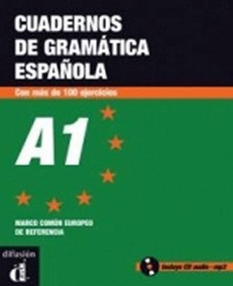 Cuaderno de gramática espanola A1 + CD MP3