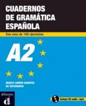 Cuaderno de gramática espanola A2 + CD MP3