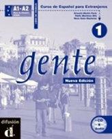 Gente 1 Nueva Ed. – Libro de trabajo + CD